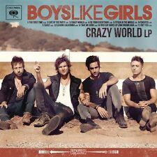 Boys Like Girls - Crazy World [New CD]
