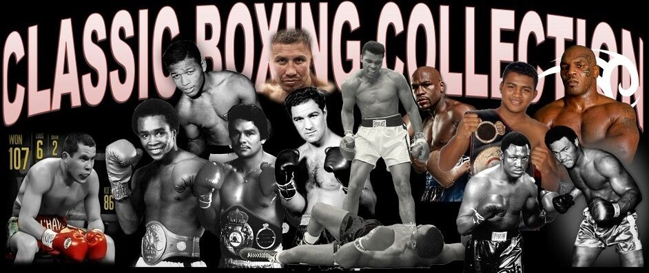 Boxing Loraine Collection (USA)