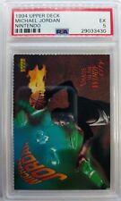 1994 94 Upper Deck Nintendo Michael Jordan Chaos In The Windy City, Rare PSA 5 !