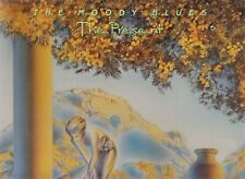 THE MOODY BLUES - The Present [1983] (TRLS-1-2902) Canadian Import VINYL NM/NM-