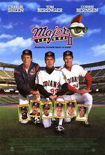 Major League 2 Movie Poster Print 11x17 Charlie Sheen Tom Berenger Bernsen