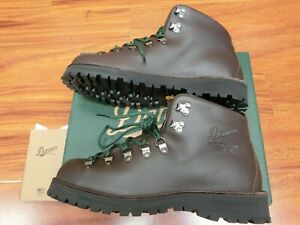 """Danner Mountain Light II Boots 5"""" Brown #30800 Made in USA"""
