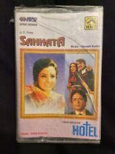 HOTEL / SANNATA rare audio cassette LP Bollywood Ramsay Bros Movie Soundtrack