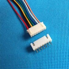 10Sets 6S1P Balance Charger Silicon Cable Wire JST XH Connector Male+Female Plug