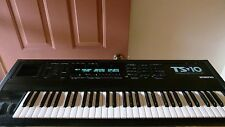 ENSONIQ TS10 with library of sounds on floppy disk!