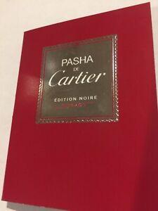Pasha de Cartier Edition Noire Mens 1.5ml Eau de toilette sample spray x 1