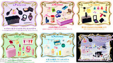 Re-Ment Dollhouse miniature Barbie Blythe Petit Cosmetic Very Rare Full set of 5