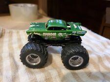 Hot Wheels 1:64 Monster Jam/ Monster Truck (#2) avenger green
