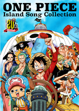 ONE PIECE-ONE PIECE ISLAND SONG COLLECTION (COBY VER.)-JAPAN CD B63