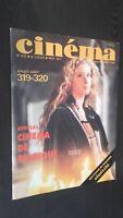 Revista Mensual Dibujada Cinema N º 319-320 Julio-Agosto 1984 Buen Estado