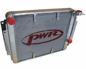 PWR Radiator 55mm X-Flow fits Holden HG-HK Chev PWR6873