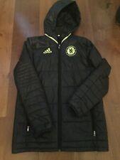 Chelsea FC Exclusiva Chaqueta De Invierno Size UK 13-14 años D164