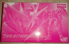 RG Premium Bandai Limited 1/144 Gundam 00 Trans-am Gloss Injection Color