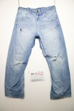 Levi's Engineered 393 destroyed Cod.H1421Tg.48 W34 L32 boyfriend vaqueros usados