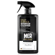 Mer Multi Surface Car Interior Dashboard Upholstery Cleaner Air Freshener Spray
