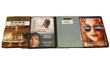 Lot Of 4 Highly Acclaimed Movies Dvd Lost In Translation Almost Famous Memento