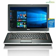 """Dell Latitude E6420 Laptop Core i5-2430M 2.4GHz 4GB RAM 250GB 14"""" Win10 Pro"""