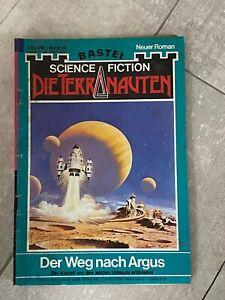 Original Science Fiction Die Terranauten Band 26 in Z1-2