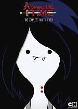 Adventure Time: Fourth Season 4 (DVD, 2014, 2-Disc Set)