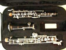 Rigoutat Professional/Full Conservatory Oboe-Just Serviced-Excellent Condition!
