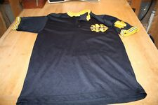 Vintage Notre Dame 3 button Jersey Sz Medium Embroidered Pro Line