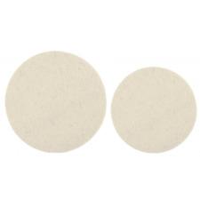 Mirka Polarshine Felt Polishing Pads 77mm 7996007711