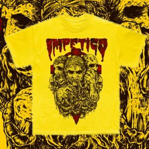 Impetigo - Breakfast At Manchester Morgue T-Shirt S-XL
