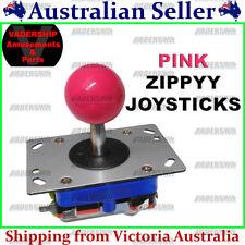 ZIPPYY Joystick – 2-4-8 WAY (Short Stick) (PINK) ARCADE or MAME