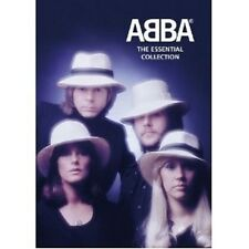 ABBA - THE ESSENTIAL COLLECTION (LIMITED DELUXE EDITION) 2 CD + DVD NEW+ ++++++