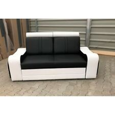 Brand New Modern Fabric PUMA Sofa Bed With Sleeping Function and Storage Box