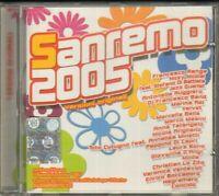 SANREMO 2005 CD Audio