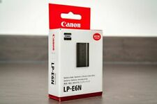 Canon LP-E6N Lithium-Ion 7.2V Battery Pack.