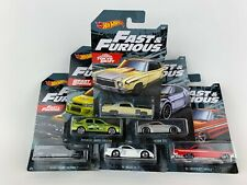 Hot Wheels Fast and Furious Complete set of 6 Walmart exclusive New