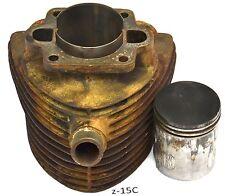 Victoria KR26 - Zylinder und Kolben