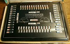 VINTAGE 1930's ELY CULBERTSON AUTOBRIDGE BOARD, DEAL SHEETS, ANALYSIS GUIDE ETC