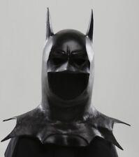 "89 Batman Keaton Dark Knight Justice League Cowl Mask Cosplay 24"""