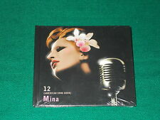 MINA 12 (AMERICAN SONG BOOK) CD + LIBRO