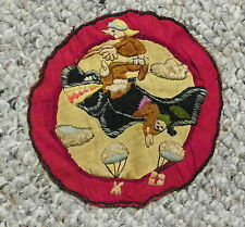 WW2 12 th Troop Carrier Killer Theater Made Silk Squadron Patch
