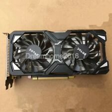 ZOTAC NVIDIA GeForce GTX1060 6GB DDR5 DP/DVI/HDMI PCI-Express Video Card