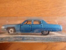 TOMY Tomica F2 CADILLAC FLEETWOOD BROUGHAM, Made in Japan vintage pocket cars !