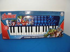 Firstr Act Avengers Marvel Comics Keyboard 37 Keys Brand New 4+