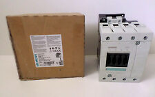 Siemens 3RT1346-1AN60 Contactor 200-220V 50/60Hz USED OPEN WORN BOX***