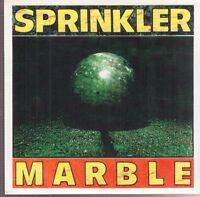 """sprinkler marble 7"""" green vinyl"""