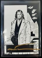 Marc Silvestri 1997 Top Cow Witchblade Darkness Family Ties Autograph Card