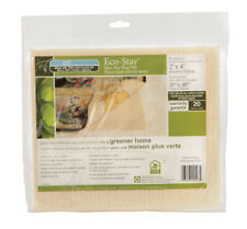 Eco Stay  2  W x 4  L Polyester  Indoor  Rug Pad 1 Pk