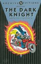 Batman Dark Knight Archives: Volume 6 by Don Cameron (Hardback, 2009) New