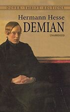 Demian (Dover Thrift Editions) by Hermann Hesse, (Paperback), Dover Publications