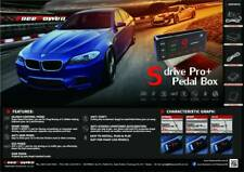 BMW Digital PedalBox Throttle Controller FREEPOWER SDrive PRO+ Performance