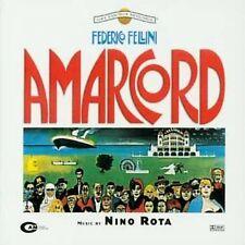 Amarcord - Nino Rota  OUT OF PRINT!