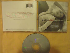 Celine Dion,  One Heart, Complete, Awesome CD!!